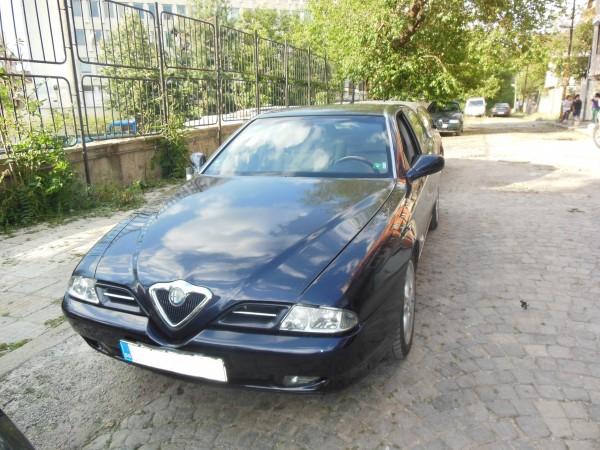WWW.RSGAS.BG Alfa Romeo 166 3.0  Romano OBD 6cyl. 1.JPG