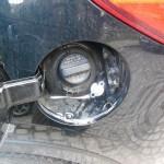 Зареждане на газ